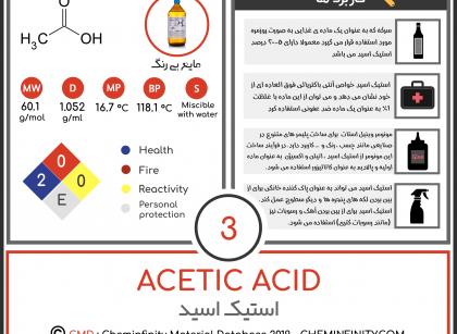 استیک اسید