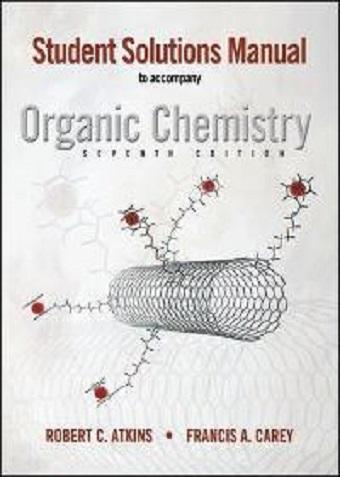 کتاب حل المسائل شیمی آلی کری ویرایش هفتم